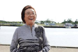 土崎をふぐで盛り上げたい〜「北限のふぐ」の白帆・畑中蘭子さんインタビュー